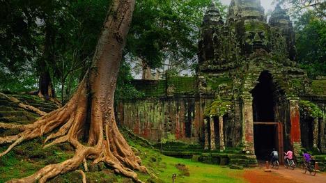 130129アンコール・トム@カンボジア