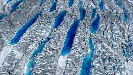 141102グリーンランド氷床@グリーンランド