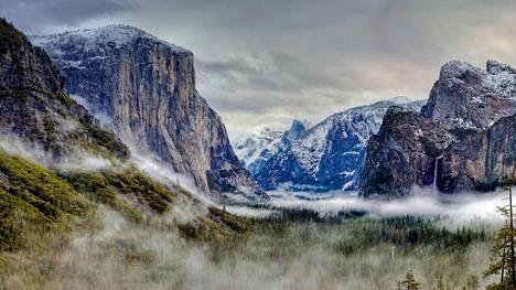 130128ヨセミテ国立公園@アメリカ カリフォルニア