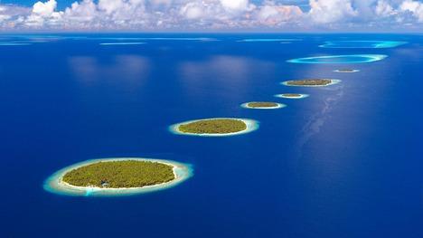130108バア環礁@モルディブ