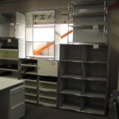 Kitchen Tools Store Corbels Usm ハラーキャビネット入荷しました!(中古オフィス家具) : リサイクルショップ無限堂 大阪店 中古オフィス家具専門館