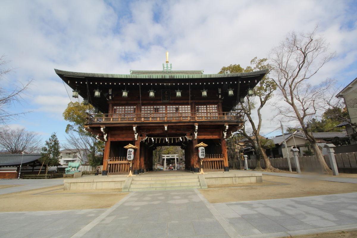 エナガ先生の講義メモ : 石切劔箭神社(大阪府・東大阪市・東石切町)