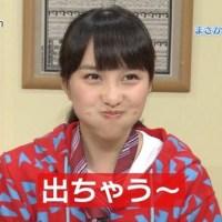 【画像あり】 ももクロの百田夏菜子って輝いてるよなwww