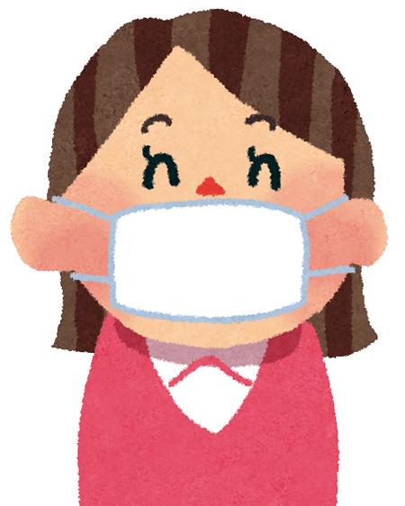 マスク 女