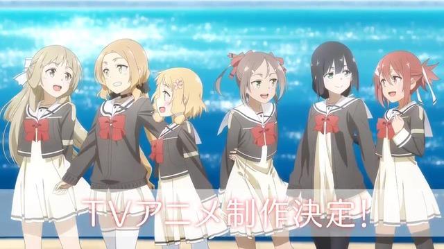 'Yuuki Yuuna wa Yuusha de Aru' Franchise Anime Gets 3rd Season