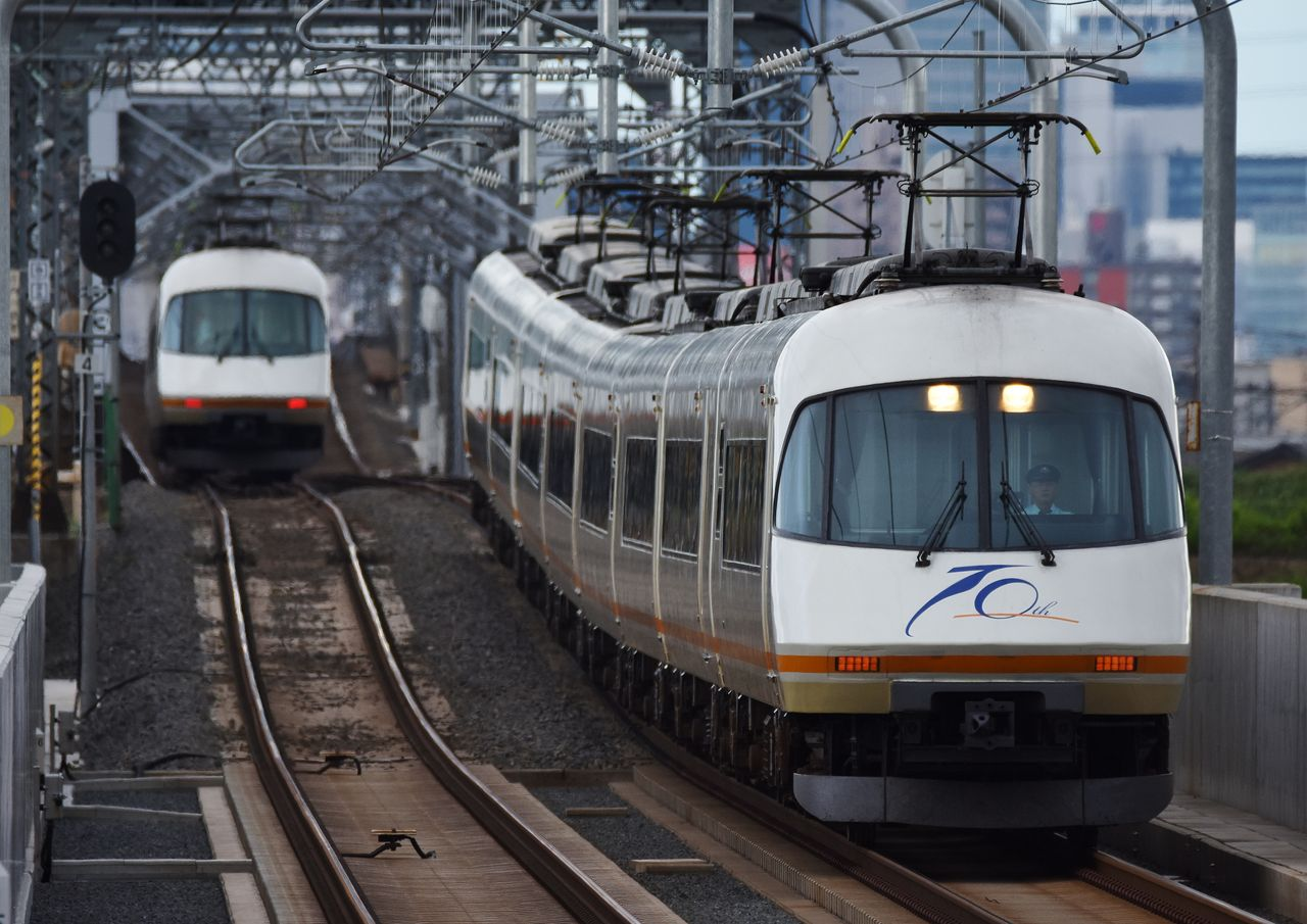 近畿日本鉄道 : のんちゃんの撮り鉄日誌