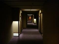 ホテル九重(廊下)