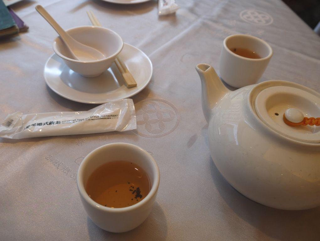 てつ校長のひとり言:臺北の京星港式飲茶