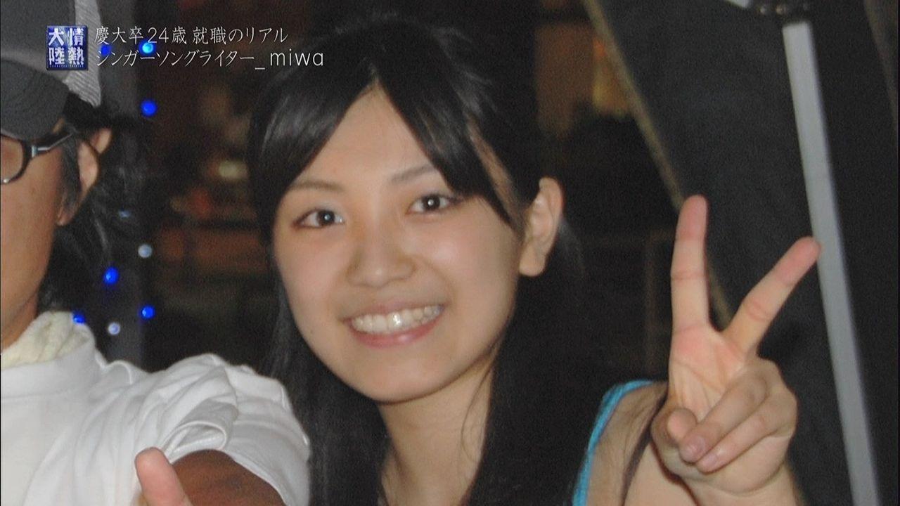 ぬる~い話 4 : miwaの情熱大陸&ももクロ