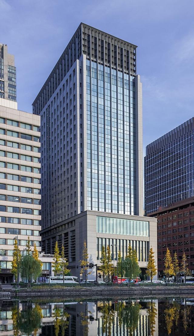 Mitsubishi_Corporation_Building