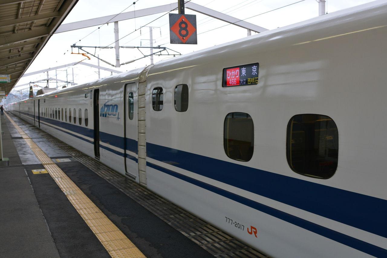 2016年 最後のシリーズ姫路駅 編 (その3 ) : orirariraの新幹線紀行