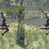 ニーア新作、PS4とPS4PROでグラフィックにめっちゃ差が出る模様!!!