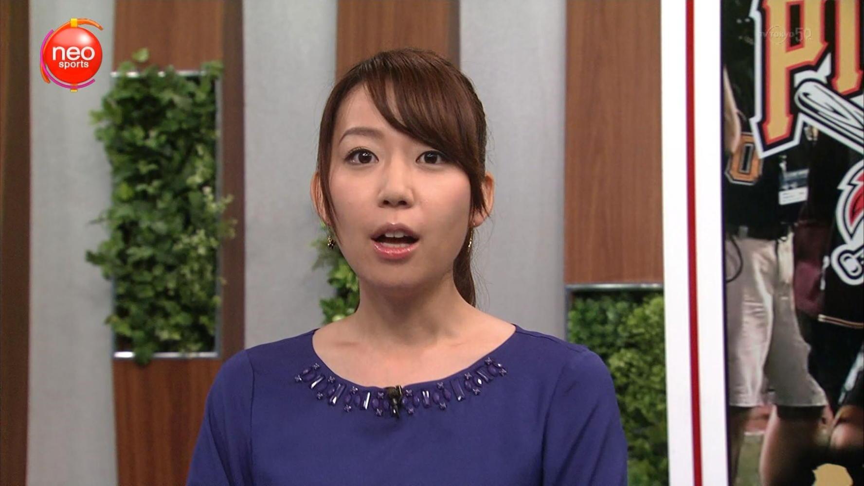 須黒清華 ネオスポーツ 13/10/07:女子アナキャプでも貼っておく ...