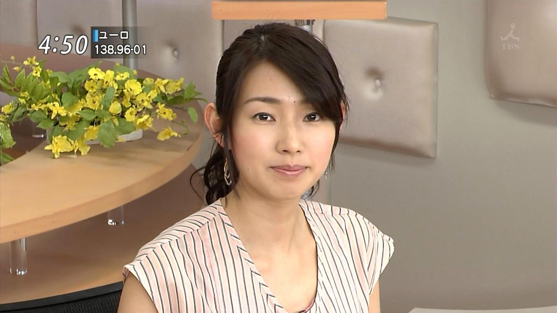 杉本麻依 ニュースバード 14/05/23:女子アナキャプでも貼っておく ...