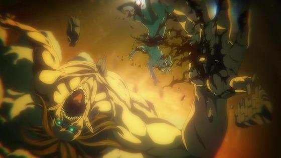 「進撃の巨人」64話(4期 5話)感想 (139)