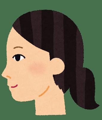 body_face_side_woman