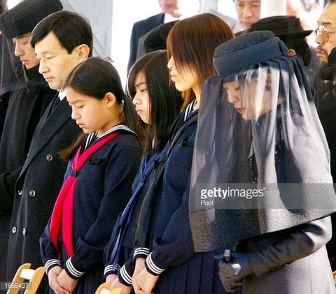 高円宮承子様の高校生の時の画像