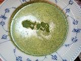 クレソンのスープ mikarindaさん