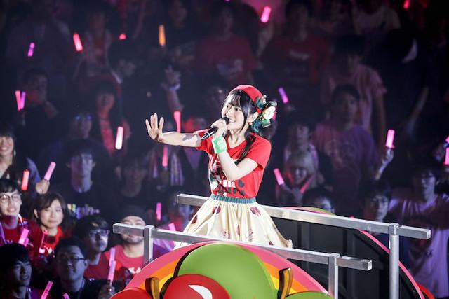 小倉 唯・LIVE TOUR 2019「Step Apple」公式レポートが到著! : 聲旬!