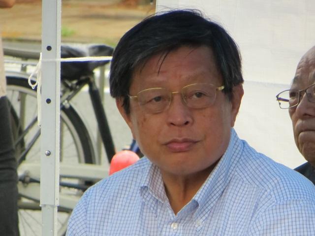 竹山堺市長