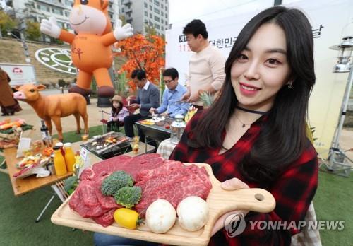 韓國人「韓牛,韓國の輸出業者と香港の輸入業者の間で,2015年から本格的に輸出している韓牛の最大市場だが,2015年から本格的に輸出している韓牛の最大市場だが,ダンピング輸出でイメージダウン・・・和牛の ...