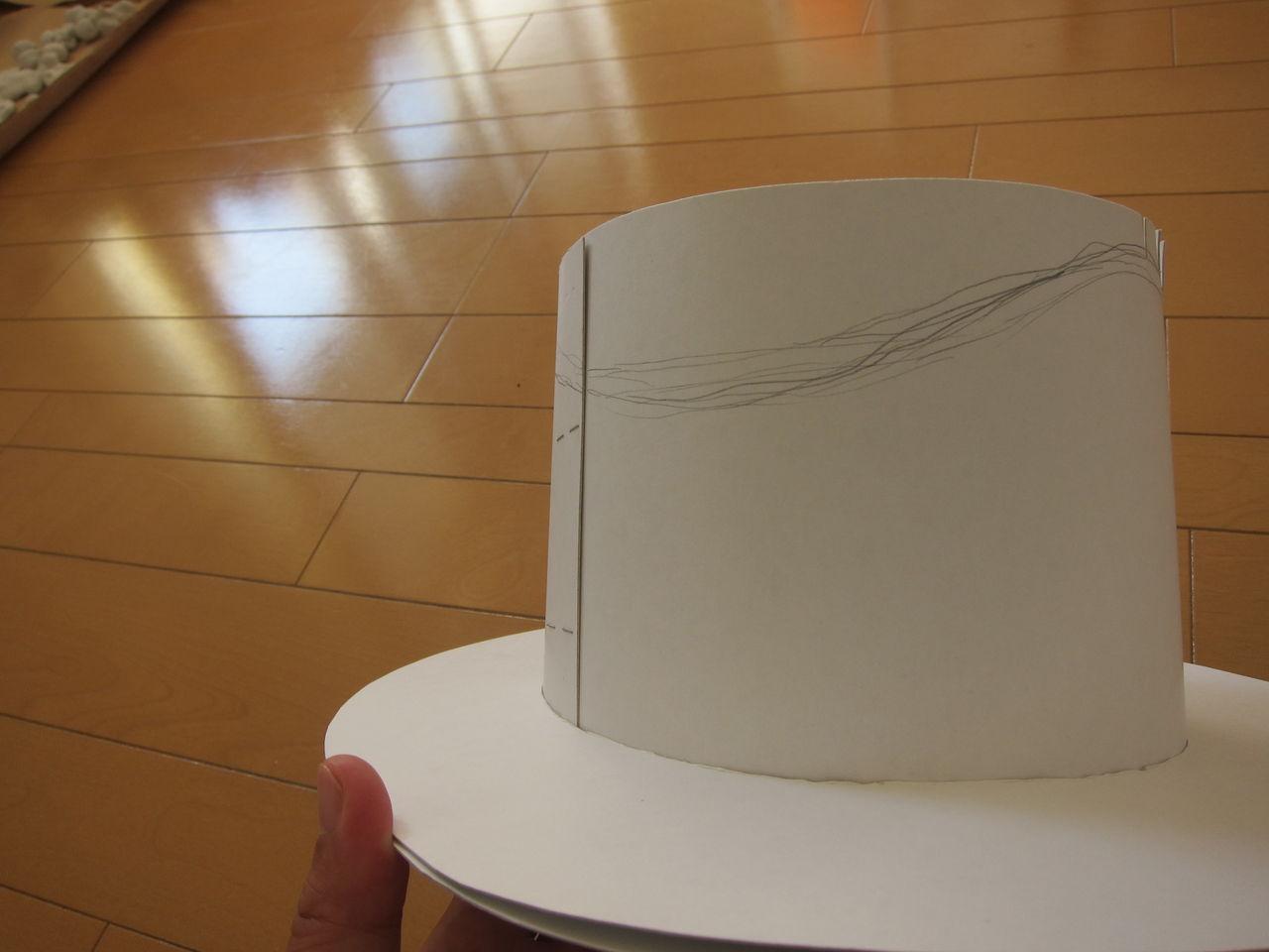 紙で作る帽子 - Bing