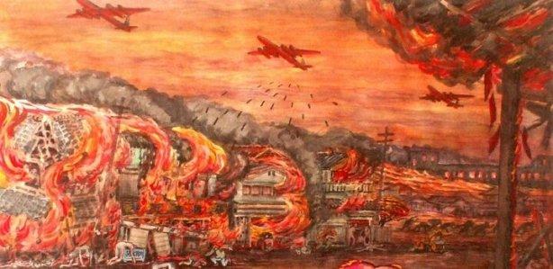 「戦争 空襲」の画像検索結果