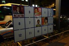 衆議院選挙