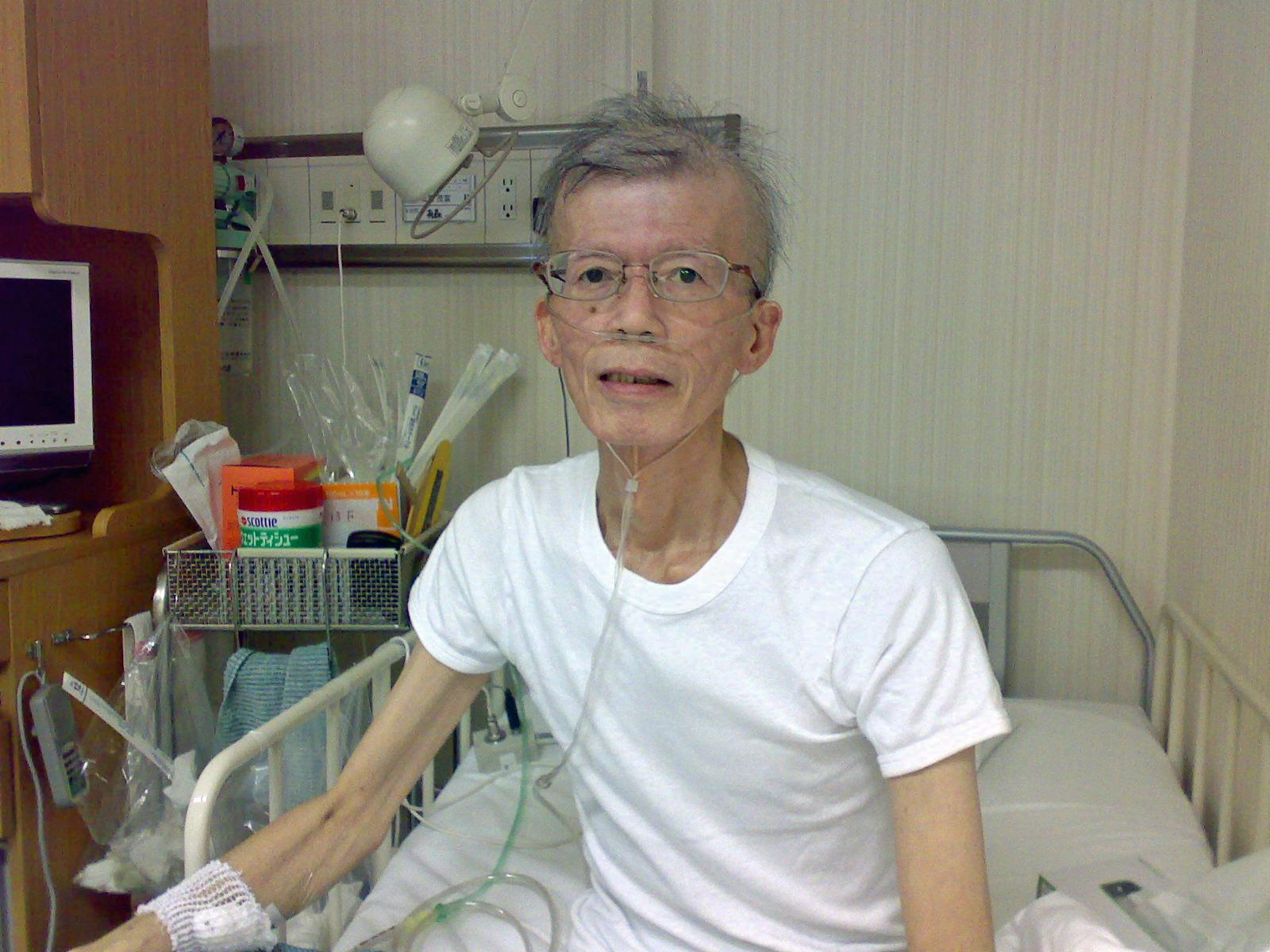 """末期肺がん患者""""しげやん""""とその家族の物語:もう終わりだなぁ3 - livedoor Blog(ブログ)"""