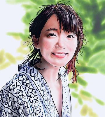 吉岡里帆、待望のグラビアにキメ顔で登場wwwwww