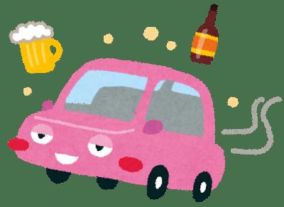 飲酒運転禁止の表示、思わず本音が漏れてしまったかwwwwwwwww