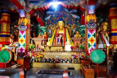 ブータン寺