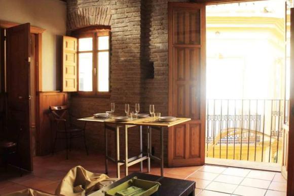 スペインバレンシアの宿泊先