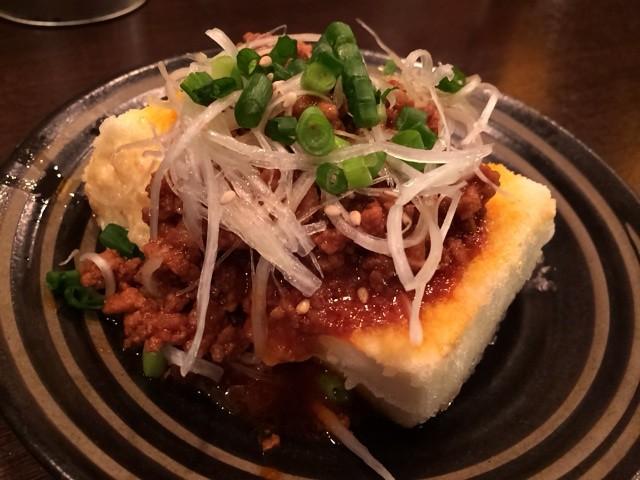 立ち飲みハシゴで!地酒に肉味噌豆腐@フルミチ(川崎) : 食 ...