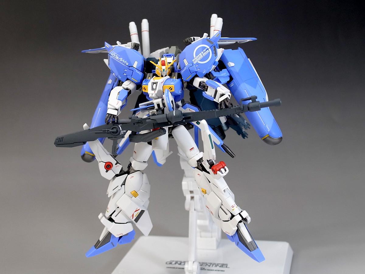 「METAL ROBOT魂(Ka signature) Ex-Sガンダム」商品サンプルレビュー! : ロボットフィギュアブログ | 魂ウェブ