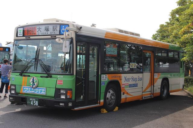 蒼各停 : 9月23日 バスまつり2014 in 晴海・都営バスS-F451