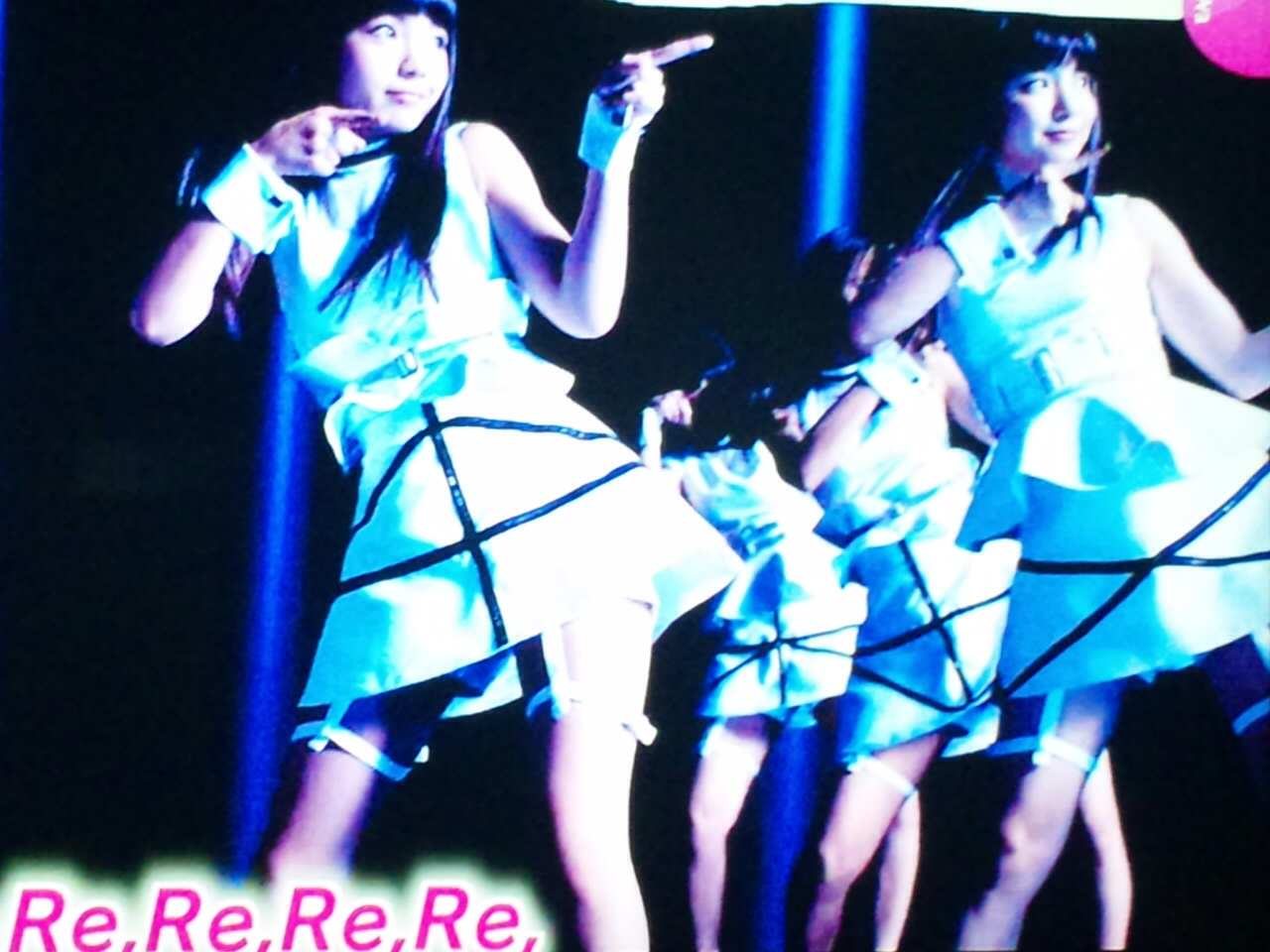 ♪もいっかい!いいかな! 9nineの♪Re:☆☆☆ : 夢 言 の ア リ ス / 未 來 の ガ ニ メ デ