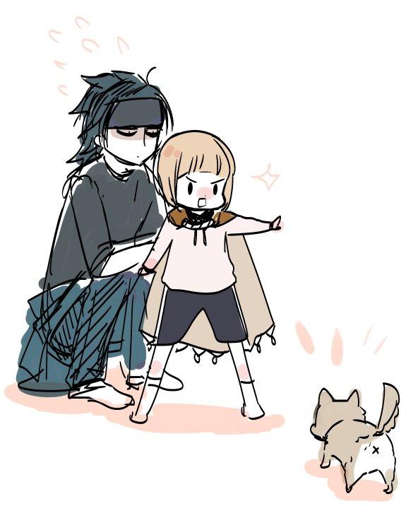 【刀剣亂舞】光世さんと前田くんの花丸後のイメージ【とある ...