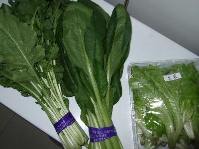 中國蘇州ドタバタ日記:無農薬野菜の宅配