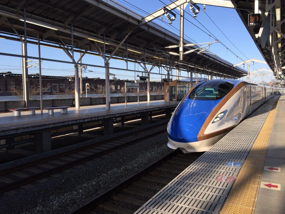 北陸新幹線あさま604號東京行 : 軽井沢いいよ!&新幹線通勤やめちゃった物語 since 2005