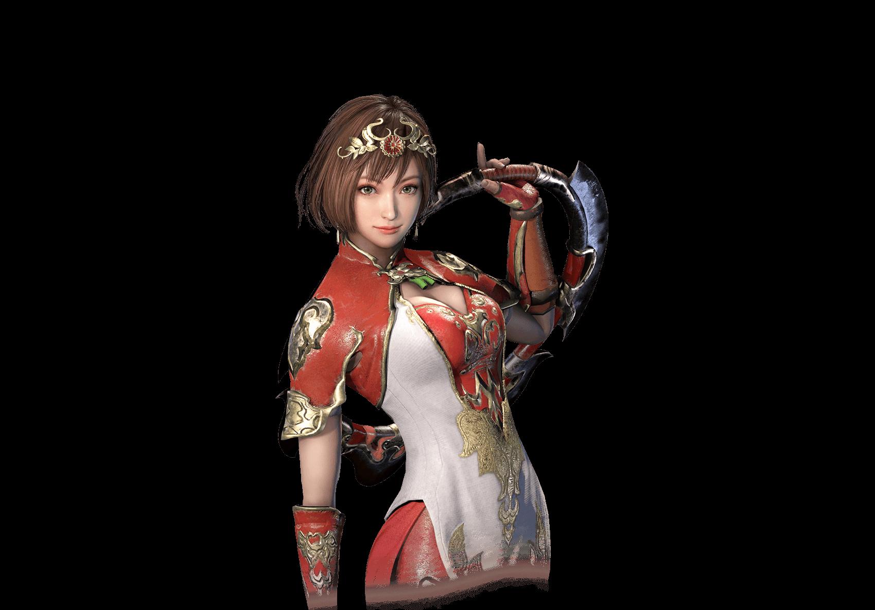 新キャラとして微笑みの謀士「満寵」が參戦! PS4『真・三國 ...