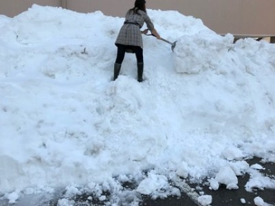 デシール ~雪かき~