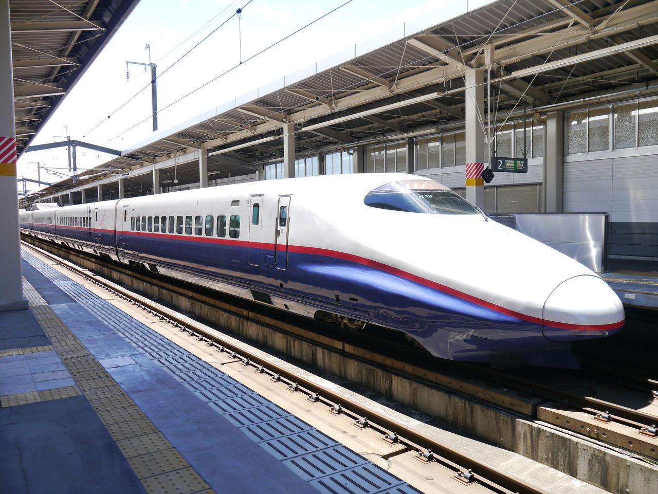 E2系N編成あさま 引退特集 : 各駅停車,仙臺行き