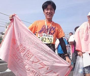 静岡マラソン2017