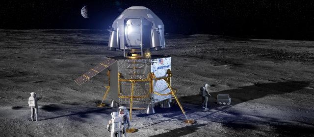 ボーイングの月着陸船_1