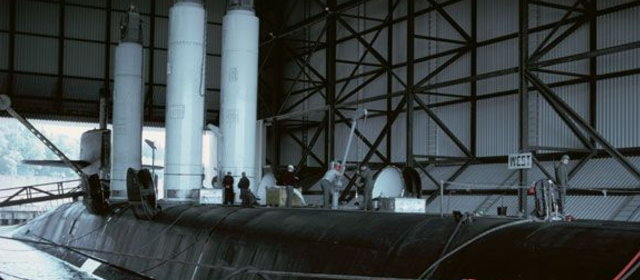 オハイオ級原子力潜水艦_トライデントII_3