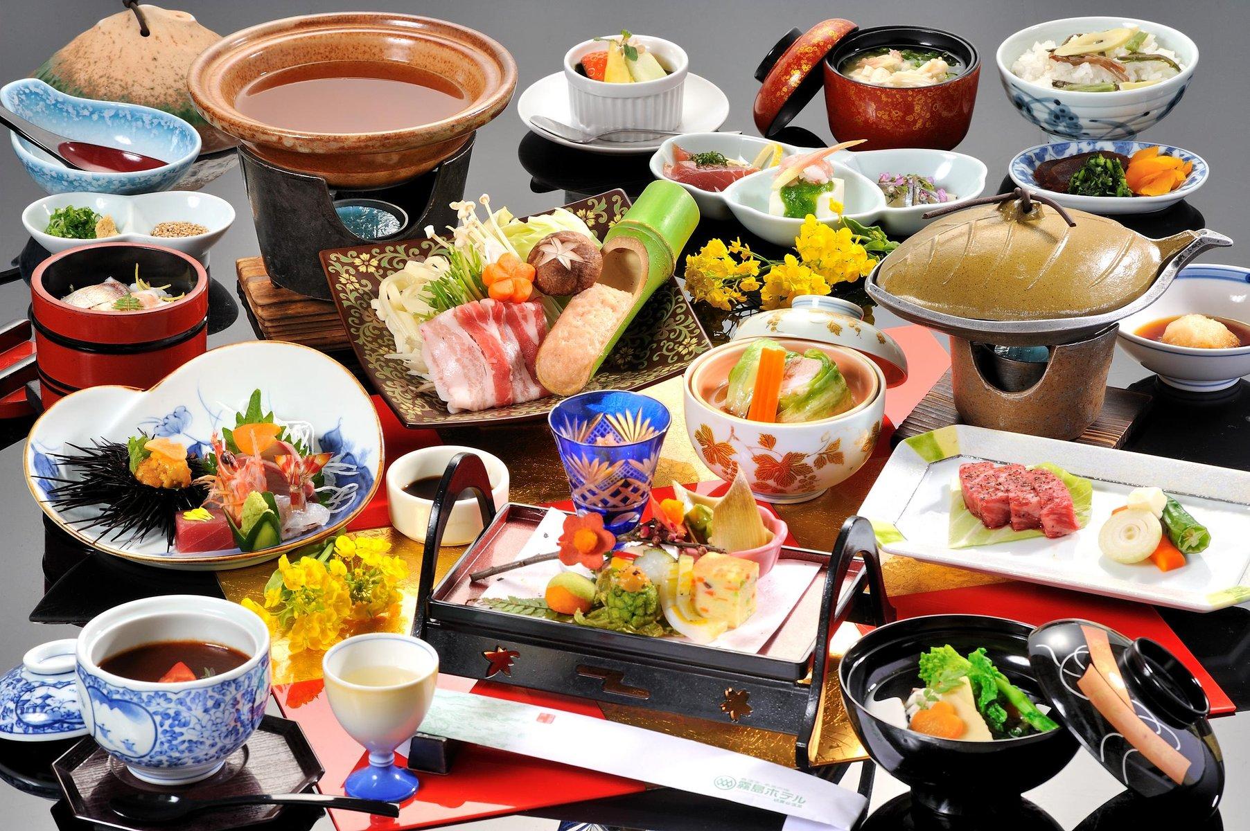 海外反応! I LOVE JAPAN : 日本の食文化って最高だね! 海外の反応。