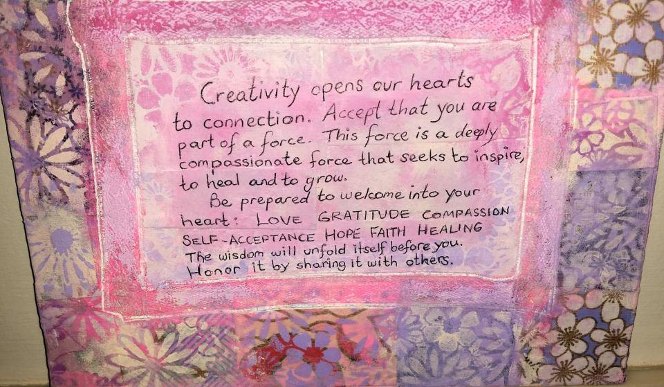 Creativity by Atara Schimmel