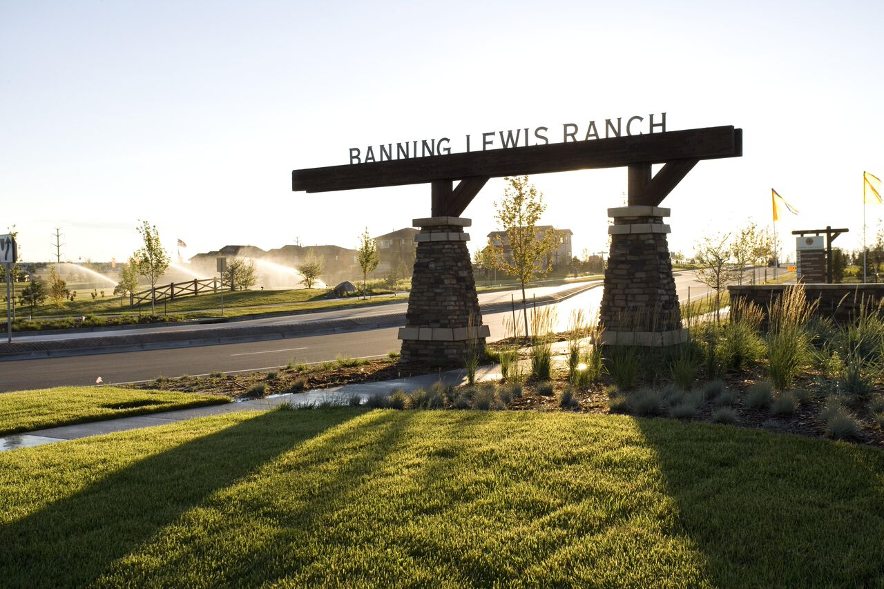 New Homes For Sale In Banning Lewis Ranch Colorado Springs Co Colorado