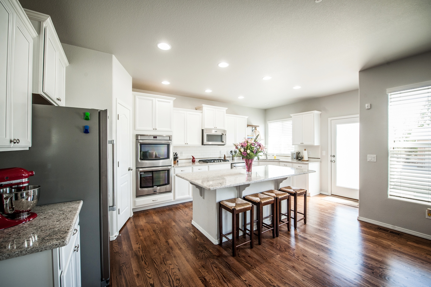 New Meridian Ranch Home With Attached Rv Garage And Pikes